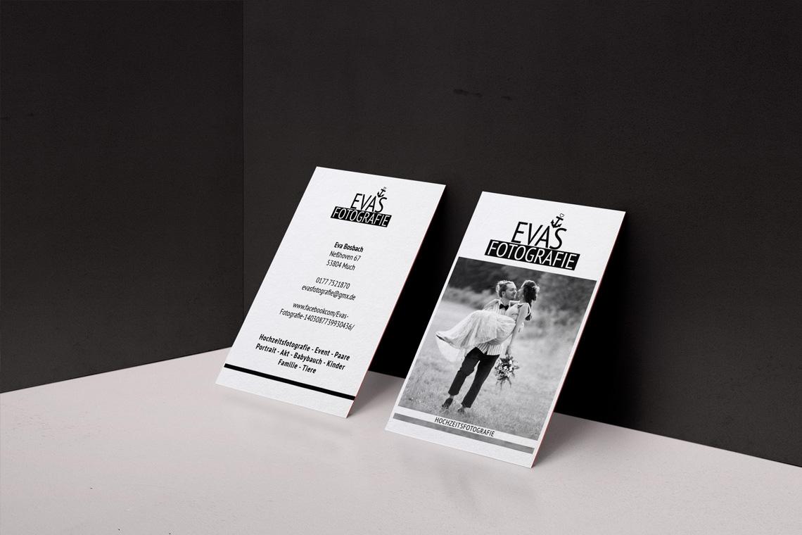 Evas Fotografie - Kleiner Design Relaunch